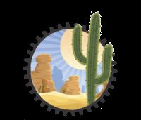 Cycling Saguaros